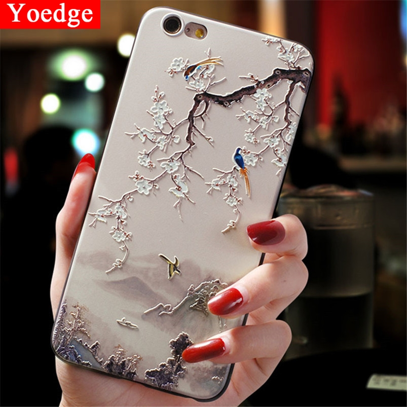 <font><b>3D</b></font> Emboss Funda For <font><b>Xiaomi</b></font> Mi 9T A1 5X A2 8 Lite 9 SE F1 Coque For <font><b>Redmi</b></font> 3 <font><b>4A</b></font> 4X 5 Plus 6A 7 S2 Note 5 6 7 20 Pro TPU Cover Case image