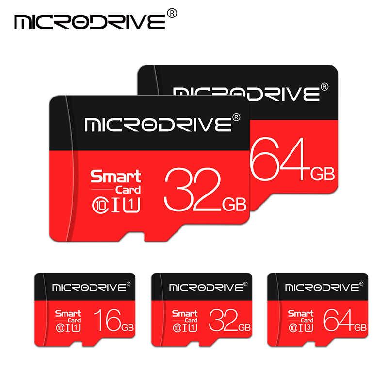 Высокая скорость cartao de memoria TF карта с фактическим объемом 32 Гб UHS-1 U1 карта mirco-sd 8 Гб оперативной памяти, 16 Гб встроенной памяти, слот для карт памяти 64 ГБ 128 Карта памяти EVO объемом памяти SDXC с U3 micro sd карты