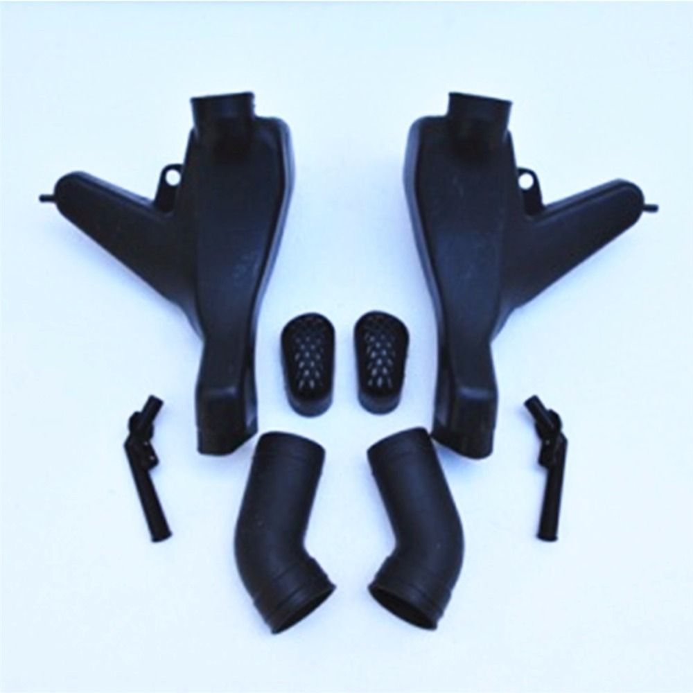 For Kawasaki ZZR400 1993-2007 Motorcycle Plastic Ram Air Intake Duct Tube Pipe Cover Fairing ZZR 400 1994 1995 1996 1997-2006 07For Kawasaki ZZR400 1993-2007 Motorcycle Plastic Ram Air Intake Duct Tube Pipe Cover Fairing ZZR 400 1994 1995 1996 1997-2006 07