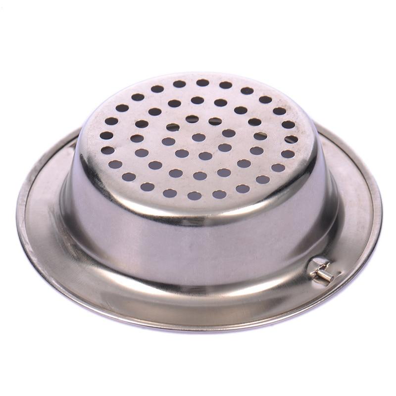 Beroemd Rvs Spoelbak Zeef voor Keuken Afvoer Zwembad Filter Mesh KL36