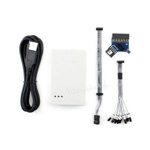 Image 4 - Orijinal Atmel SAM ve AVR Atmel BUZ Programcı USB Hata Ayıklayıcı Emulator Destekler JTAG, SWD, PDI, TPI, aWire, SPI, debugWIRE