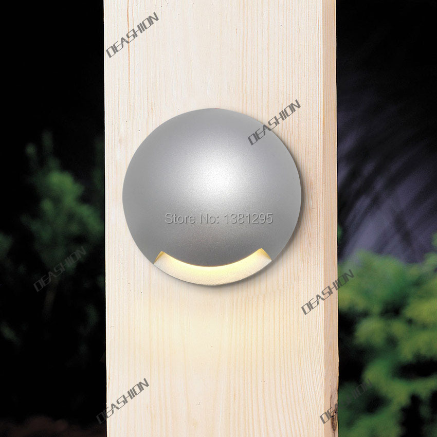 Outdoor Garden Decking Side Light Led Deck Stair Step