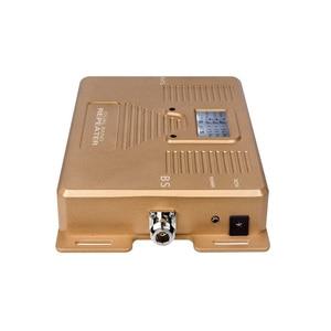 Image 3 - Di alta Qualità! Dual band 2G, 3G 850mhz e 2100 mhz, mobile del segnale del ripetitore del ripetitore 2g + 3g amplificatore di segnale Cellulare solo Dispositivo