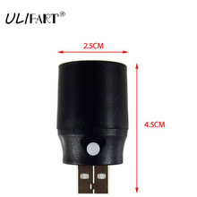 ULIFART USB Light Mini USB Lamp Reading USB Gadget Led Electronic PC Gadgets Small Portable Table Lamp For Power Bank USB Gadget