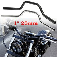 1 25mm Motorcycle Aluminum Handlebar Drag Bars For Harley Davidson 883 1200
