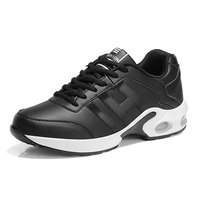 2017 New Womens Athletic Shoes Sneakers Spring Autumn Ladies Low Price Running Shoes Black Red Sport