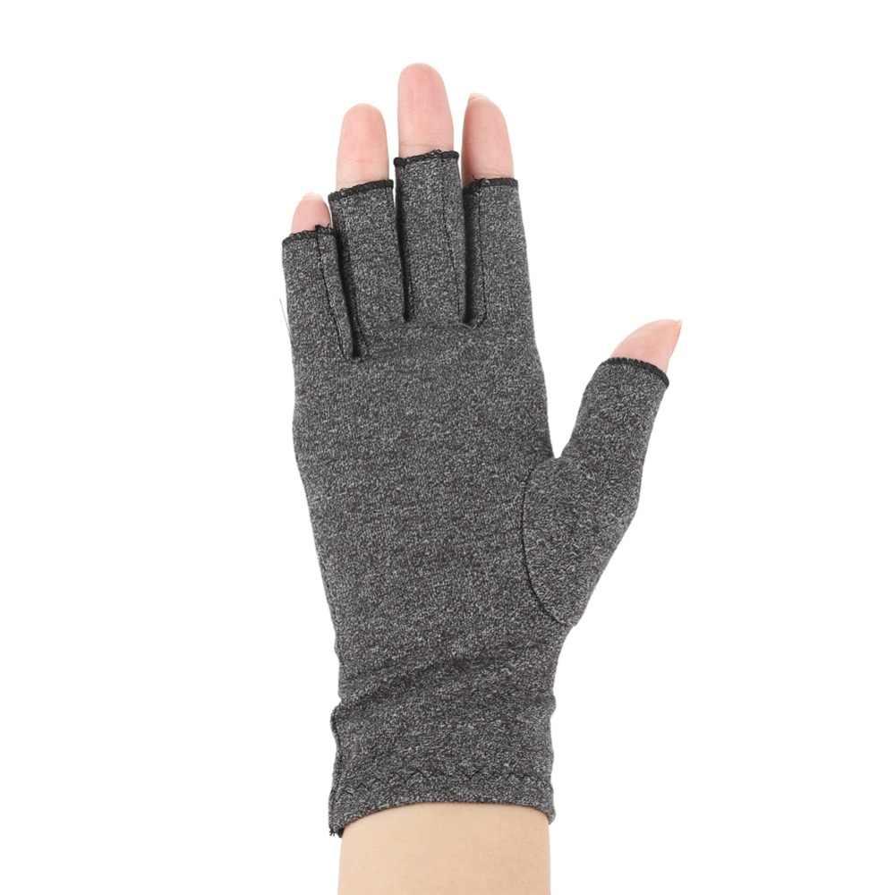 Компрессионные медицинские перчатки защита пальцев Корректор осанки артрит Обезболивание дышащие реабилитации тренировочные перчатки