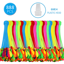 888 pcs Water Bombs Summer Party Balloons Toys for Kids Adults Outdoor Bomb Games