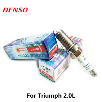 4pieces/set DENSO Car Spark Plug For Dongfeng A30 AX7 H30 S30 Iridium Platinum VKH20