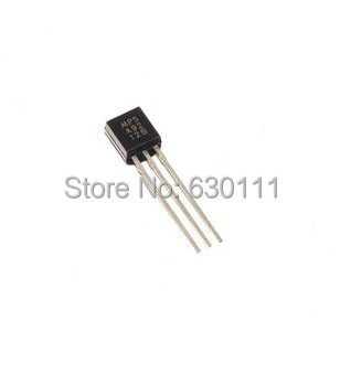 Free shipping 1000PCS MPSA92 A92  KSP92 0.5A 300V NPN Silicon Transistor TO 92