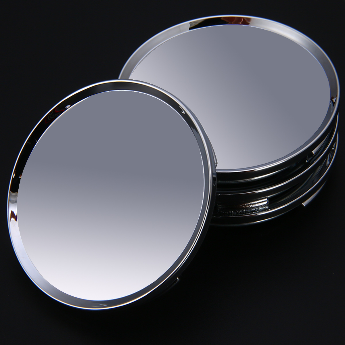 Image 3 - 4pcs/set Universal 63mm Car Vehicle Wheel Center Hub Cap Cover Silver For Most Car Trucks Vehicles-in Wheel Center Caps from Automobiles & Motorcycles