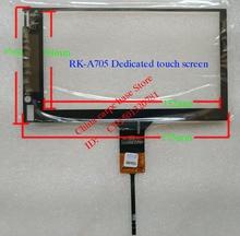 7 дюймов Сенсорная панель экран для RK-A705 автомобильный навигатор специальный
