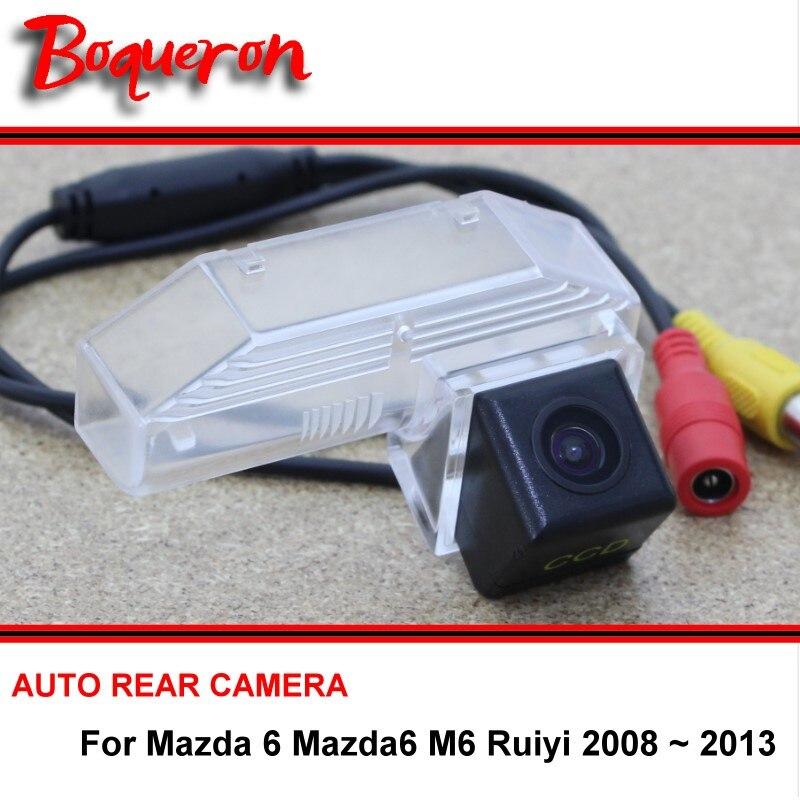 For Mazda 6 Mazda6 M6 Ruiyi 2008 2014 Rear View font b Camera b font Reversing