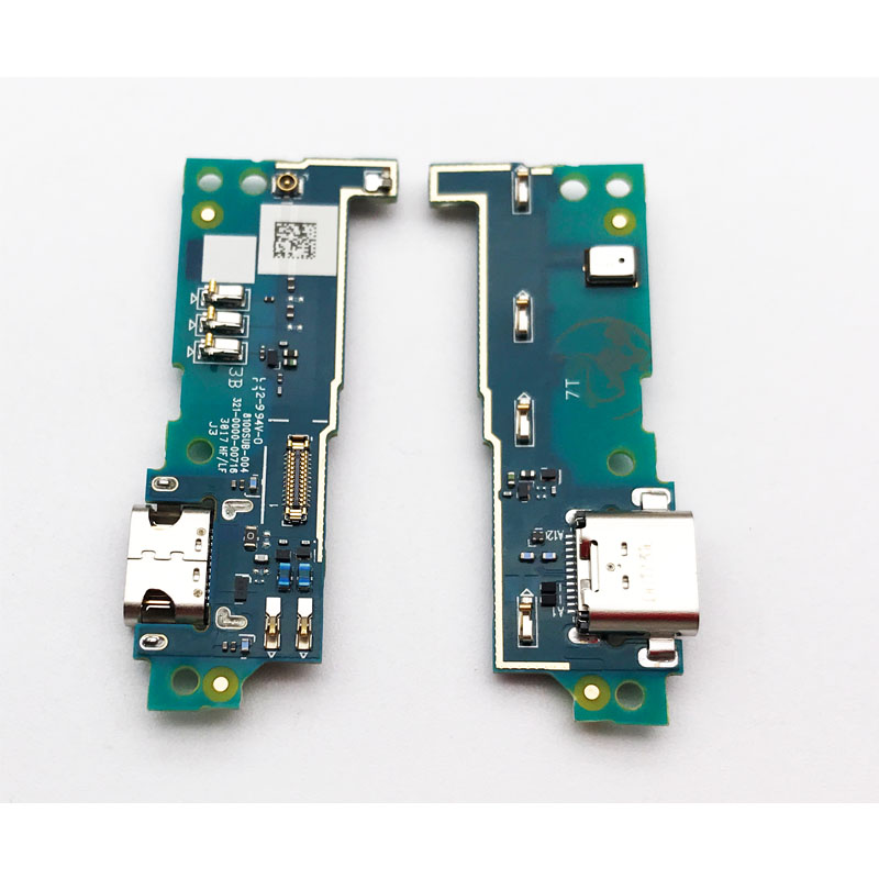 New For Sony Xperia L1 G3311 G3312 G3313 USB Charge Port Connector Charging Board Charging Flex Mic Flex Cable