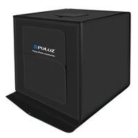 PULUZ 60*60cm 24 inch portable mini photo studio box softbox 30W 5500LM White Light Photo Lighting Studio Shooting Tent Box Kit