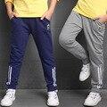 Meninos sport calças crianças primavera outono calça casual inverno crianças boy calças compridas de algodão do bebê meninos sweatpants calça de jogging