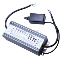 IP67 Waterproof Electronic Led Driver 100W Dimmable Electronic LED Driver With Dimmer DC100V 264V Conductor Llevado