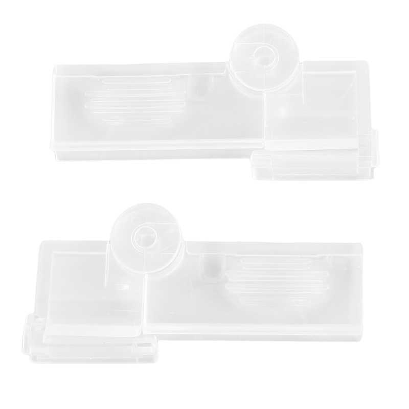 2 Pcs Milk Seal Clips MultiFunction Snacks Sealed Clip Keeping Food Fresh Sealed Food Seal Clips