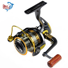 10+1BB Cheap Spinning Reels 1000 2000 3000 4000 5000 6000 7000 Best Saltwater Beach Boat Rock Sea Lure Ice Spinning Fishing Reel