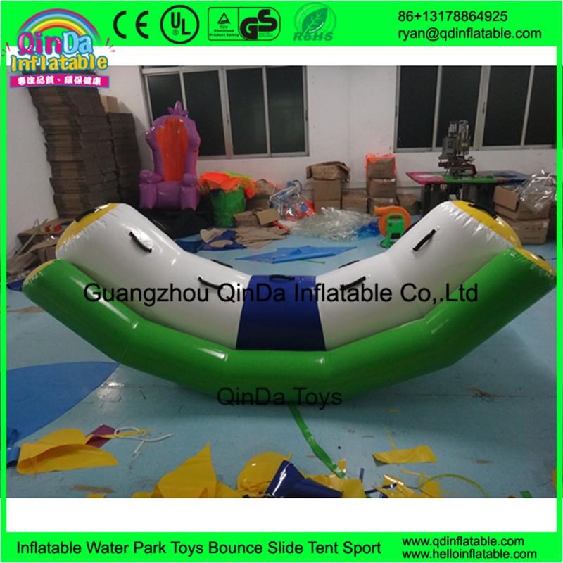 inflatable water seesaw teeter18