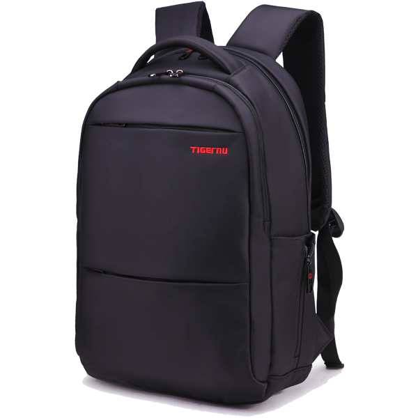 ФОТО Tigernu Unique High Quality Waterproof Nylon 17 Inch Laptop Backpack Men Women Computer Notebook Bag 17.3 Inch 15.6 Laptop Bag