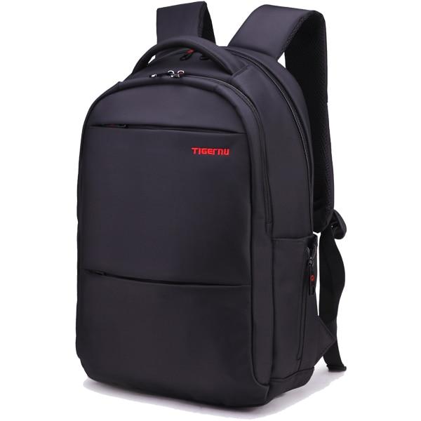 Tigernu Unique High Quality Waterproof Nylon 17 Inch Laptop Backpack Men Women Computer Notebook Bag 17.3 Inch 15.6 Laptop Bag