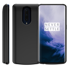 6500Ah For OnePlus 7 Pro Battery Case Extended Backup Power Bank Shockproof Charging Cover One Plus 7 Pro Battery Charger Case