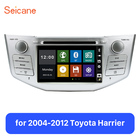 """Seicane 2 din 7"""" WINCE 6.0 Bluetooth WIFI GPS FM Car DVD Player for Toyota Harrier Lexus RX 300 330 350 400H Support SD DVR IPOD"""