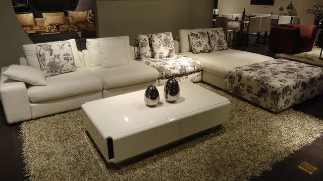 Guangdong Foshan Brand Sofa Furniture Upscale Clubs From The Louvre Bolusi L181