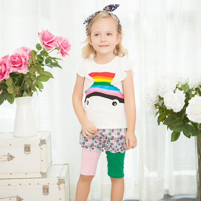 2016 Summer Baby Girls Outfits Two 2 Pieces Clothing Set Teen Girls Set Children Clothes for_640x640 aliexpress com buy 2016 summer baby girls outfits two 2 pieces,Childrens Clothes Age 2