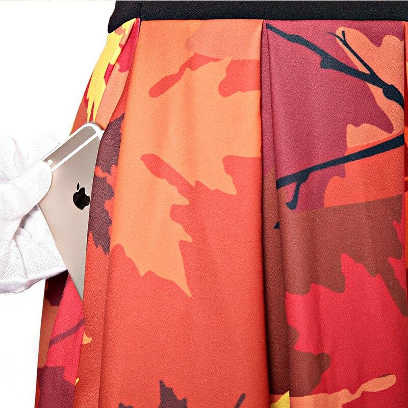 Nuovo Sottile Cuciture Retrò 2016 Moda Rastrellamento Temperamento Vestidos Lunga Collo rosso Autunno Alto Lavanda Vestito Da Abito Manica 8dx6dP