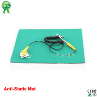 600 500 2mm Anti Static Mat Antistatic Blanket ESD Mat For Repair Work