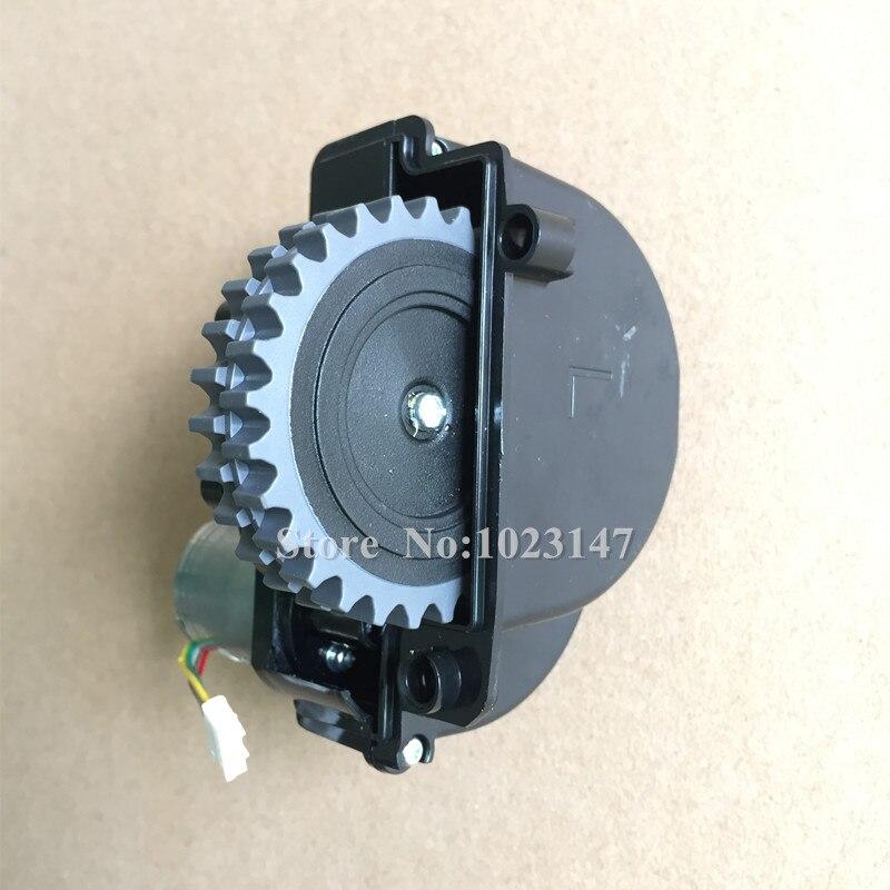 1 Piece Left Wheel Robot Vacuum Cleaner Parts For Ilife V5s Ilife V5 Pro Ilife X5