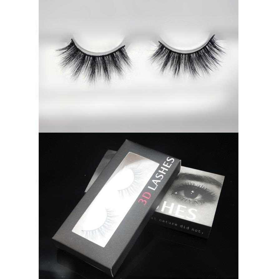 6799a59137f Lilly Lashes Naturally Shed Mink Hairs False Eyelash Woman High impact style  Light and comfortable to