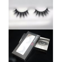 fab8c9725f8 Lilly Lashes Naturally Shed Mink Hairs False Eyelash Woman High impact  style Light and comfortable to wear Long and medium