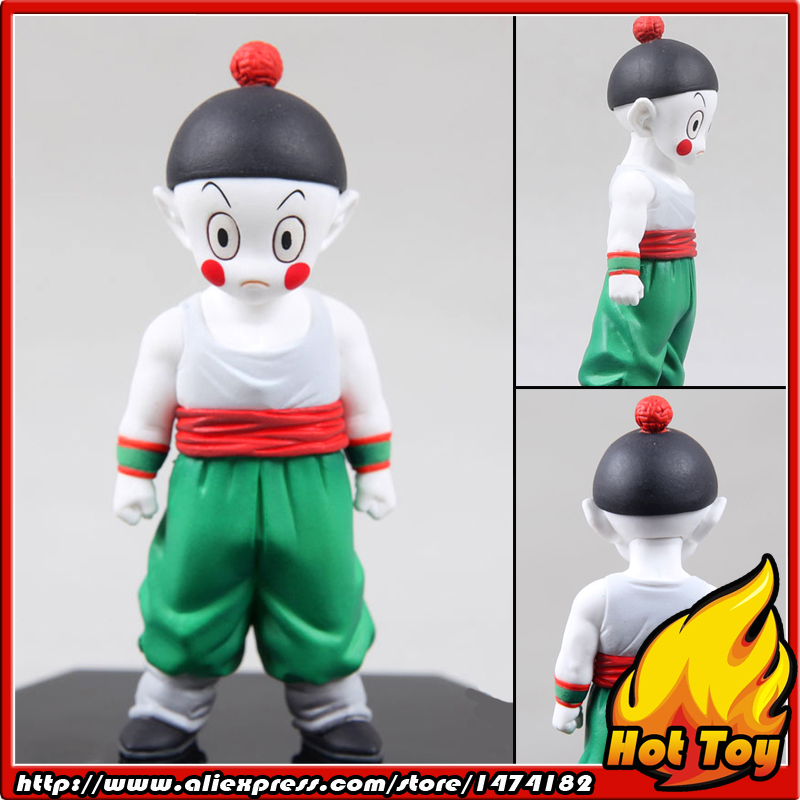 100% Original BANPRESTO Chozousyu Collection Figure Vol.7 - Chaoz (Chiaotzu) from Dragon Ball Z блендер philips hr 3556 00 on the go viva collection