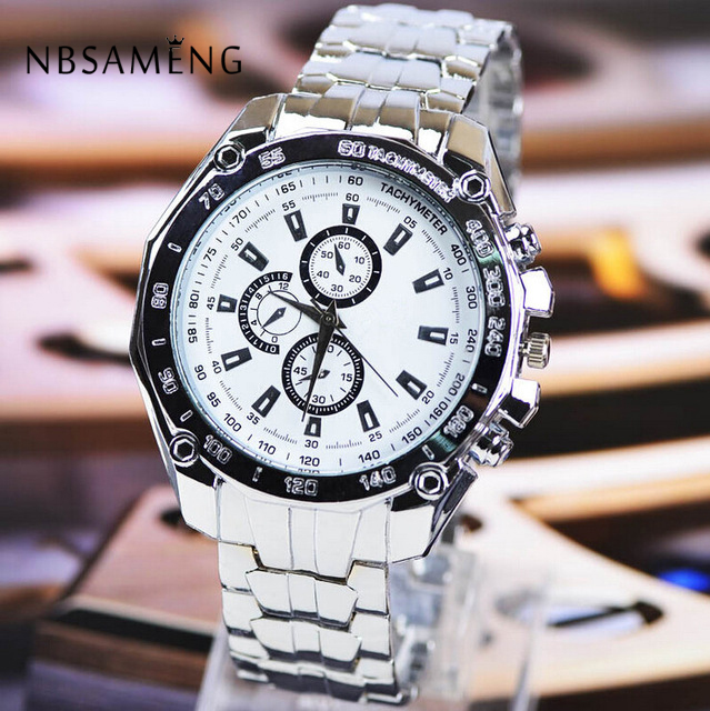 Fashion Watches Men's Wristwatches Luxury Brand Automatic Top Quality 2017 Men Full Steel Watch Man Watch Stainless Steel LZ005 onlyou brand luxury fashion watches women men quartz watch high quality stainless steel wristwatches ladies dress watch 8892