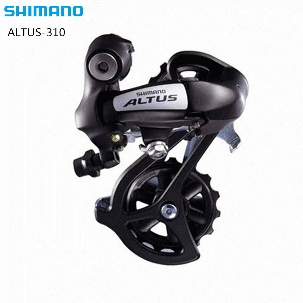 SHIMANO ALTUS RD M310 Schaltwerke MTB Mountainbike Fahrrad Teile für 3x7 S 3x8 S 21 S 24 S Geschwindigkeit RD-M310 bike Zubehör