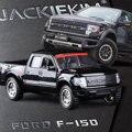 Jada escala 1:32 alta simulación de aleación modelo de coche, suv pickup f150 svt raptor, modelos de juguetes de calidad, envío libre gratis