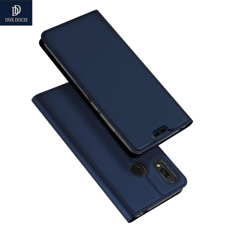 DUX DUCIS Flip Couverture Pour Huawei Nova 3i Cas De Luxe En Cuir PU Cas de Téléphone Pour Huawei Nova 3 Nova3i