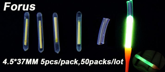 aliexpress : buy 4.5*37mm 5pcs/pack,50packs/lot fluorescewnt, Reel Combo