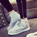 Botas de Inverno dos homens Homens Sapatos Casuais Sapatos de Superstar Bot botas zip homens Moda preto Alta Encabeça Sapatos Mens Botas Botas Hombre Nenhum LOGOTIPO