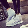 Hombres Botas de Invierno de Los Hombres Casuales Zapatos Superestrella Bot zip botas de los hombres negro Moda de Alta Tops Zapatos Para Hombre Botas Botas Hombre No LOGO