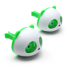 Car Styling Air Conditioning Vent Perfume Panda Eyes 5 Colors