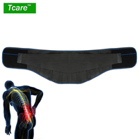 Tcare Lumbar Back Waist Brace Support Belt Helps Relieve Lower Back Pain With Sciatica Scoliosis Herniated