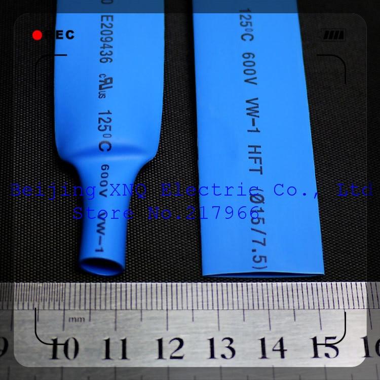 9mm Transparent Schrumpf Schlauch Schrumpf Schlauch Wärme Schrumpf Schlauch Isolierung Rohs Umwelt Zertifizierung Elektronische Zubehör & Supplies Dämmstoffe & Elemente Freies Verschiffen