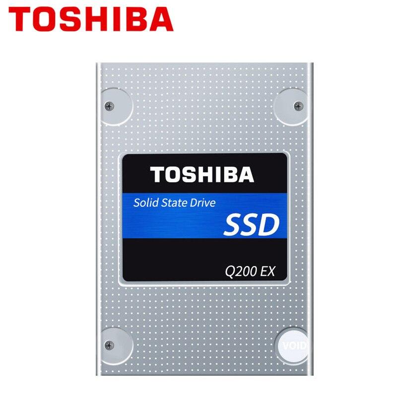 TOSHIBA Q200EX 240G MLC SSD disque dur à semi-conducteurs 240 GB 2.5
