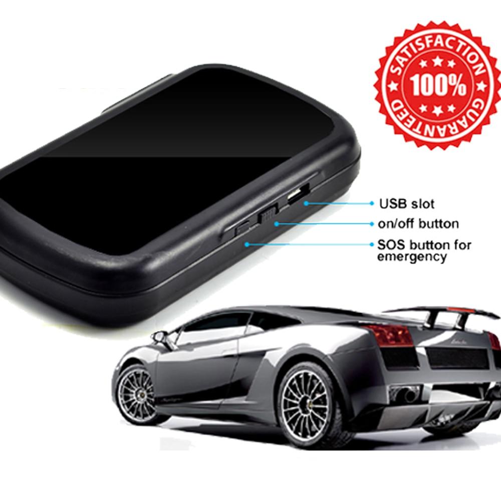 Gps Car Tracker Battery Life