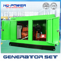 china yuchai engine 200kw 250kva diesel generator with canopy price