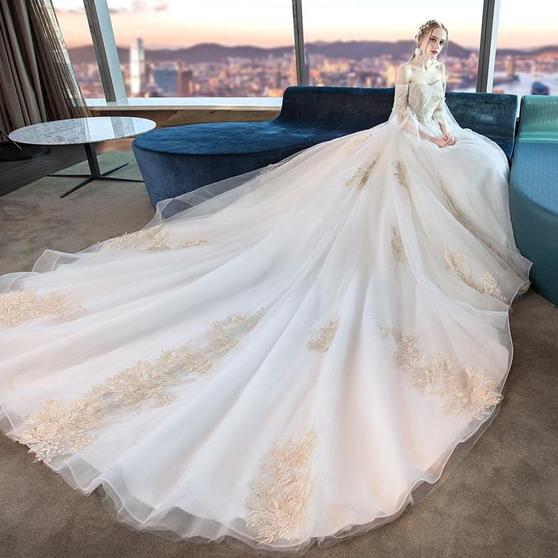 Новый французский стиль летнее платье для кормящих грудью простой белый вырез лодочкой с коротким рукавом цветок кружева элегантный длинн...